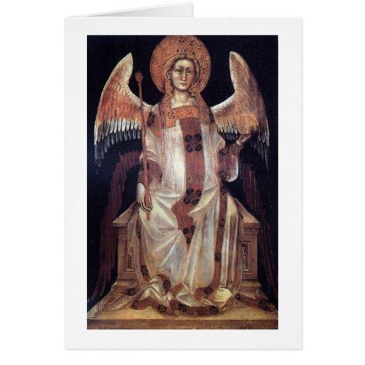 Angel 3 cards