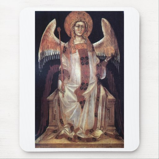 Angel 3 mousepad