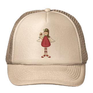 Angel (4) trucker hat