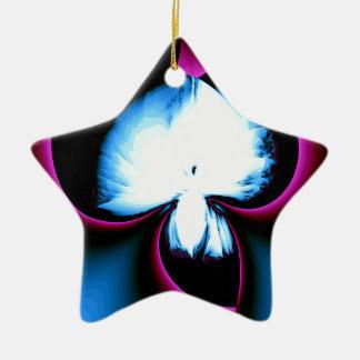 Angel (A) Ceramic Star Decoration