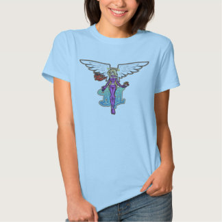Angel And Baby Demon T-shirts