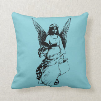 Angel and Book Pillows