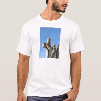 Angel and cross T-Shirt