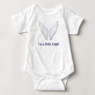 Angel and Devil Baby Bodysuit