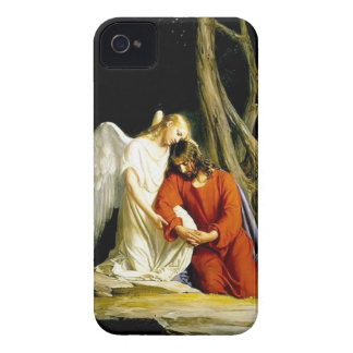 ANGEL AND JESUS IPHONE4 CASE iPhone 4 CASES