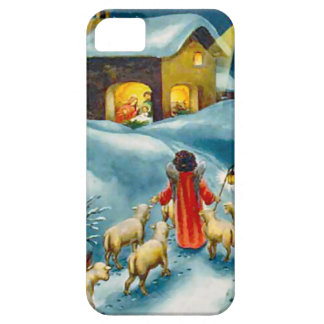 Angel and the sheep iPhone 5 case