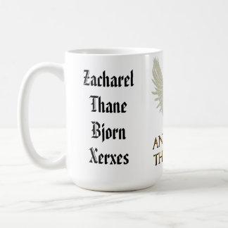 Angel Army mug. Basic White Mug