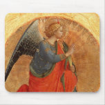 Angel at Annunciation Mousemat