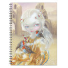 """Angel at Glastonbury Abbey"" Notebook"