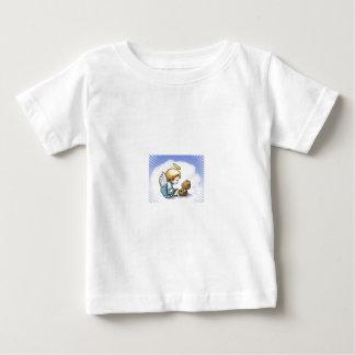 Angel baby and teddy bear baby T-Shirt