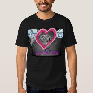 Angel Baby Desmond T-shirts
