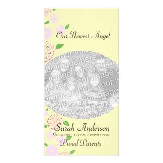 Angel Baby girl Card