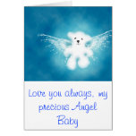 Angel Baby Greeting Cards