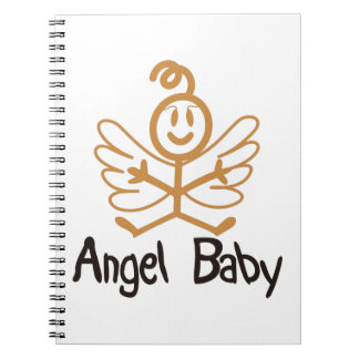 Angel Baby Notebook