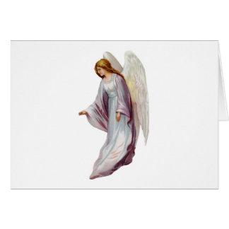 Angel Beautiful Messenger of God Card