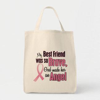 Angel BEST FRIEND Breast Cancer T-Shirts & Apparel