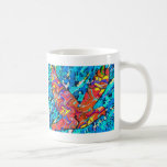 Angel Bird Classic White Coffee Mug