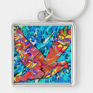 Angel Bird Key Chains