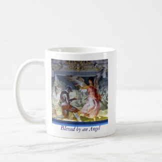 Angel Blessed Coffee Mug