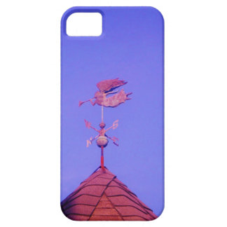 Angel BLOWING HORN WEATHER VANE iPhone 5 Cover