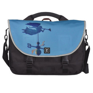 Angel BLOWING HORN WEATHER VANE Bag For Laptop