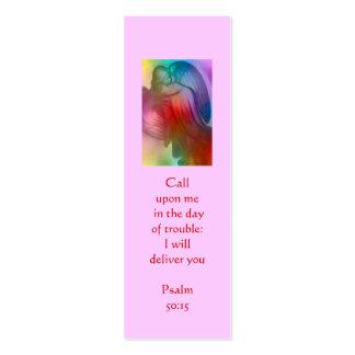 Angel Book Marker Pack Of Skinny Business Cards