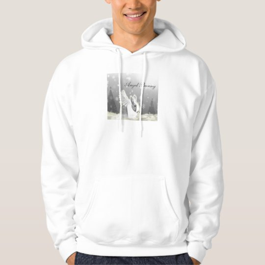 Angel Bunny Dutch Rabbit Sweatshirt