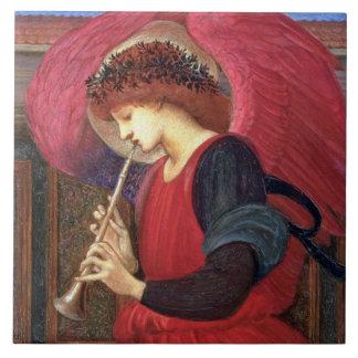 Angel Burne-Jones Christmas Art Tile or Trivet