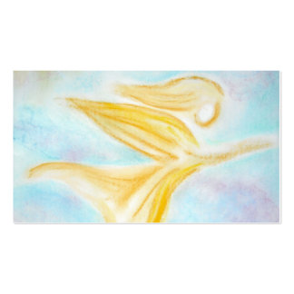 Angel Business Cards