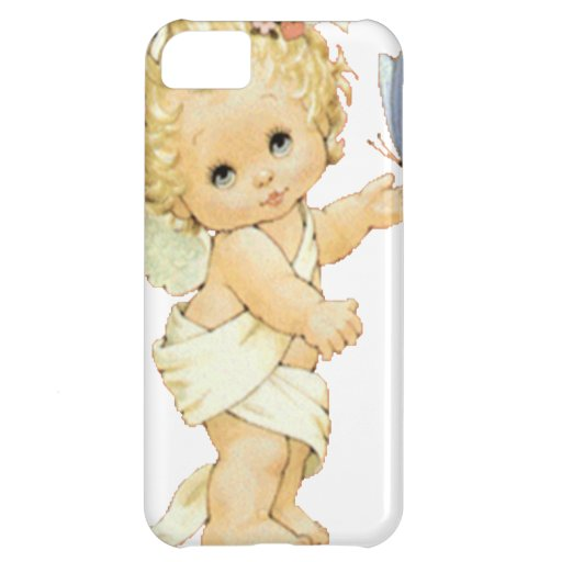 ANGEL BUTTERFLY iPhone 5C CASE