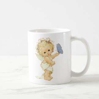 ANGEL BUTTERFLY COFFEE MUG
