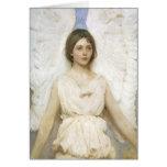 Angel by Abbott Thayer Vintage Victorian Christmas