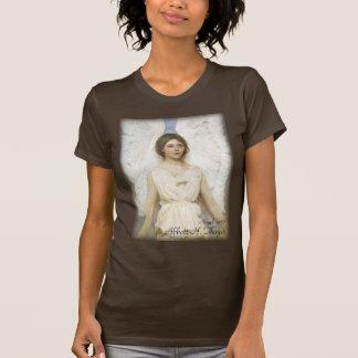Angel by Abbott Thayer, Vintage Victorian Fine Art Tshirts