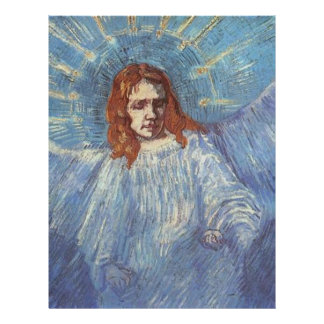 Angel by Vincent van Gogh Flyers