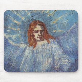 Angel by Vincent van Gogh Mouse Mat