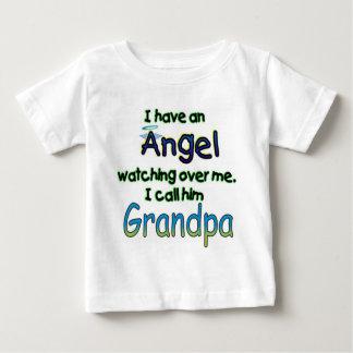 ANGEL CALLED GRANDPA BABY T-Shirt