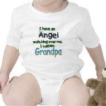 ANGEL CALLED GRANDPA T SHIRTS