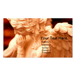 Angel Card Pack Of Standard Business Cards