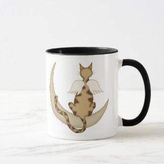 Angel Cat 1 Mug