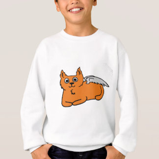 Angel Cat Sweatshirt