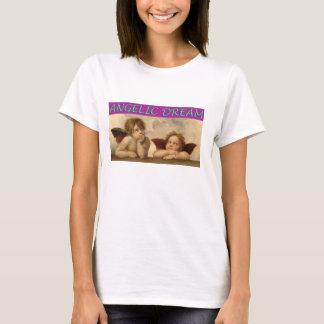 Angel Cherubs of the Sistine Madonna T-Shirt