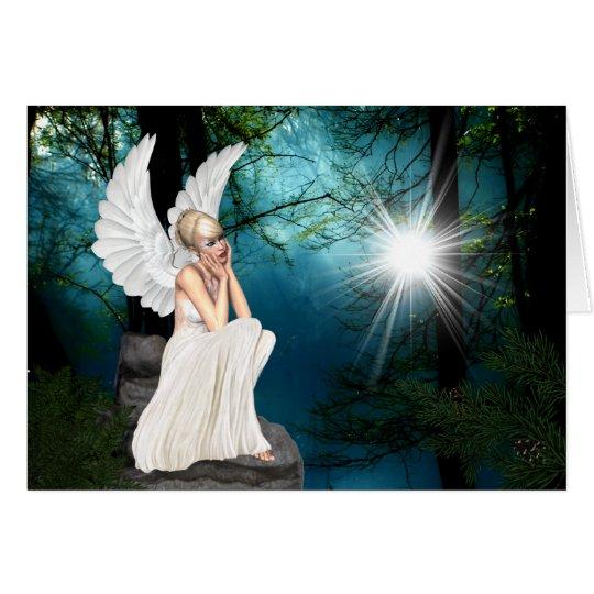Angel Christmas cards
