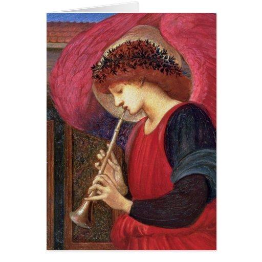Angel Christmas Cards - Burne-Jones - Fine Art