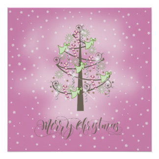 Angel Christmas Tree Orchid Pink ID197
