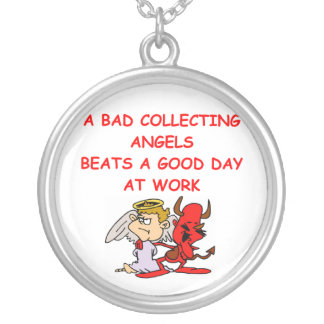 angel collector custom jewelry