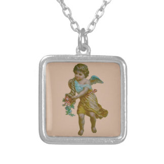 Angel Cornucopia Necklace