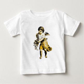 Angel Cornucopia Sketch Baby T-Shirt