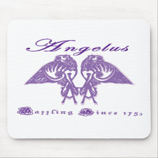 Angel Dazzles Mouse Pad
