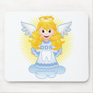 Angel Dentist Mouse Mat