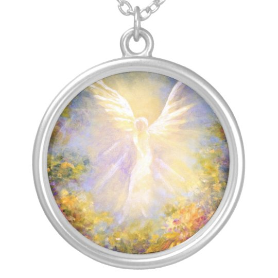 Angel Descending Necklace